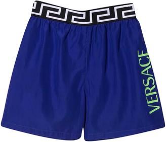 Versace Blue Shorts