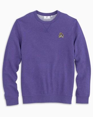 Southern Tide East Carolina Upper Deck Pullover Sweater