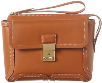 3.1 Phillip Lim Pashli Leather Clutch
