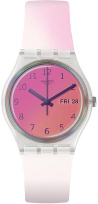 Swatch Ultrafushia Watch