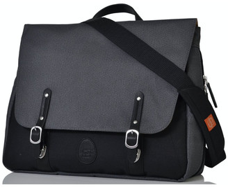 PacaPod Prescott Combi Nappy Bag - black charcoal