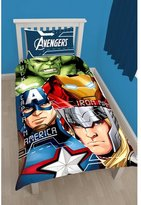 Marvel Avengers Tech Panel Bedding Set - Single