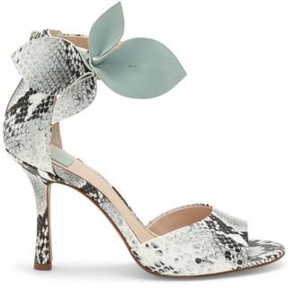 Louise et Cie Kenbeck Petal-detail Sandal