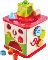 Hape Pepe & Friends Friendship Activity Cube