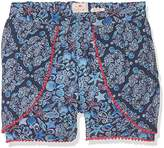 Fat Face Girl's Heidi Shell Print Shorts