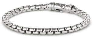 David Yurman Large Box Chain Bracelet, 5Mm