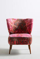 Anthropologie Dhurrie Accent Chair
