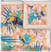Salvatore Ferragamo printed scarf - women - Silk - One Size