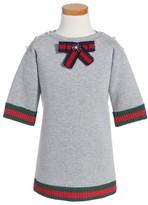 Gucci Girl's Sweatshirt Dress