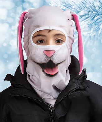Beardo Ski Masks White - Bunny Rabbit Ski Mask