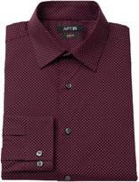 Apt. 9 Men's Slim-Fit Stretch Spread-Collar Dress Shirt