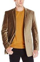 U.S. Polo Assn. Men's Velvet Blazer