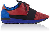 "Balenciaga Men's ""Race Runner"" Sneakers-RED"