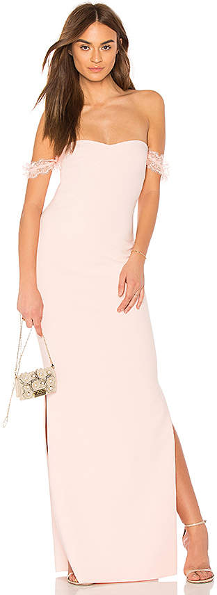 LIKELY x Revolve Olympia Bridesmaid Gown
