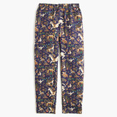 J.Crew Collection Drake's® for pant in Midnight Unicorn