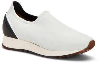 Aquatalia Daelyn Weatherproof Slip-On Sneaker