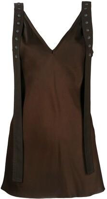 Ilaria Nistri Studded Strap Vest