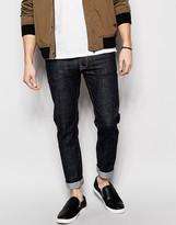 Nudie Jeans Thin Finn Slim Fit Jeans Dry Twill