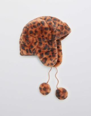 aerie Faux Fur Trapper Hat