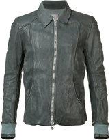 Guidi Aviator jacket - men - Horse Leather - 48