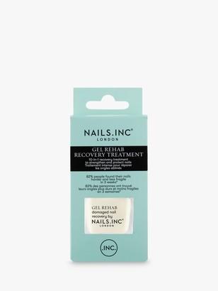 Nails Inc Gel Rehab Treatment & Base Coat, 14ml