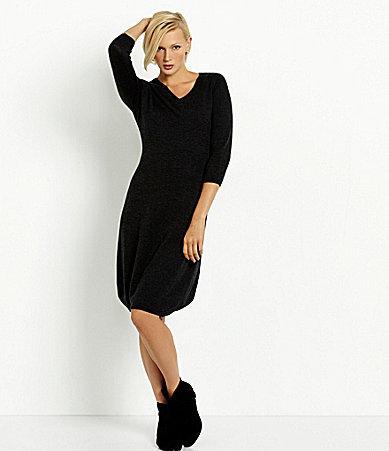 Eileen Fisher Lantern Dress