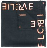 Givenchy star print scarf - unisex - Silk/Modal/Cashmere - One Size