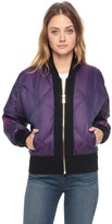 Juicy Couture Iridescent Puffer Jacket