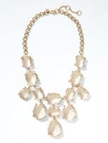 Banana Republic Majestic Jewels Focal Necklace