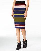 Rachel Roy Striped Midi Skirt, Created for Macy's