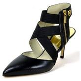 Michael Kors Leather Pointed Toe Heels