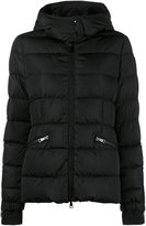 Moncler Short Down Filled Hooded Jacket