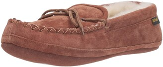 Old Friend Men's Soft Sole Loafer Slipper
