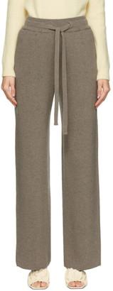 Nanushka Taupe Oni Lounge Pants