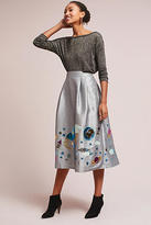 Manish Arora Galaxy Embroidered Skirt