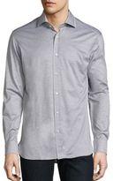 Ralph Lauren Wool Casual Button-Down Shirt