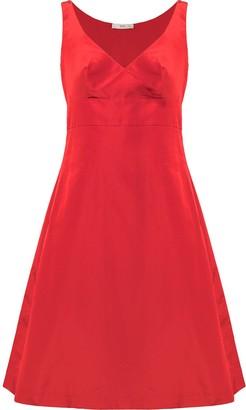 Prada Pre-Owned asymmetric A-line dress