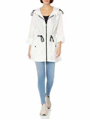 Big Chill Women's Waterproof Packable Hooded Outdoor Active Rainwear