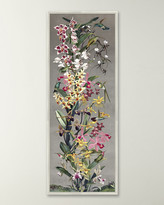 Wendover Art Group Silver Orchid Panel II Wall Art