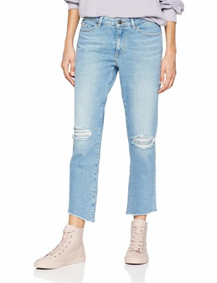 BOSS Women's J30 Corona Regular Fit Jeans