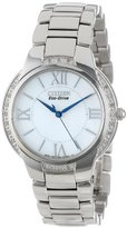 Citizen Women's EM0090-57A Ciena Eco-Drive Stainless Steel Watch