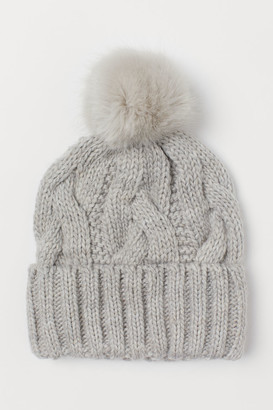 H&M Knit Hat - Gray