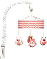 Trend Lab Chevron Owl Musical Mobile