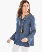 Chico's Denim Tunic