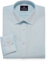 STAFFORD Stafford Travel Easy-Care Broadcloth Dress Shirt