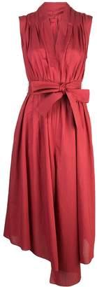 ADAM by Adam Lippes asymmetric midi dress