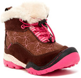 Jambu Magnolia Faux Fur Lined Waterproof Insulated Weather Boots (Toddler, Little Kid, & Big Kid)