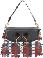 J.W.Anderson woven 'Pierce' bag - women - Leather - One Size