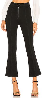 superdown Tina Crop Zip Fly Jean. - size L (also