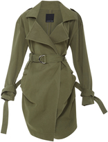Marissa Webb Allister Trench Coat
